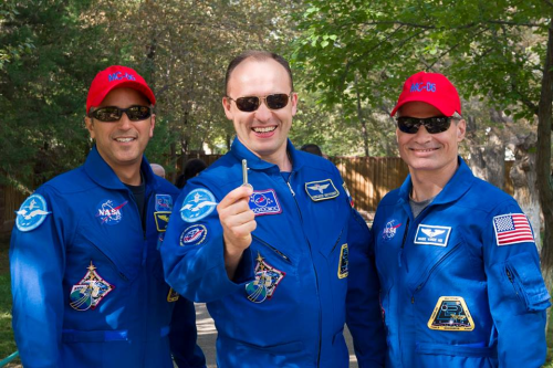 Запуск новой экспедиции на МКС состоится, несмотря на вспышки на Солнце