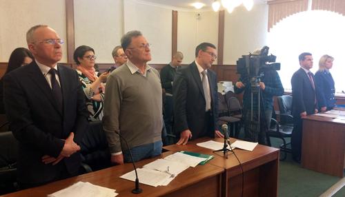 Орловский облсуд оставил всиле оправдательный вердикт поделу Будагова