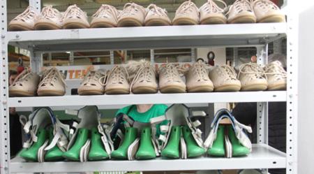 ВОрле открылась фабрика попроизводству ортопедической обуви