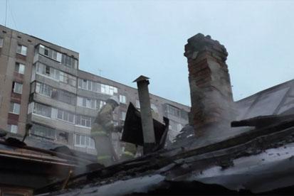 ВОрле впожаре в личном доме погибли два человека